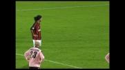 Inutile goal su rigore di Ronaldinho a Palermo