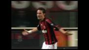 Inzaghi corona col goal una grande azione di squadra del Milan