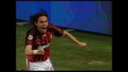 Inzaghi di testa fa tris contro il Cagliari