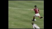 Inzaghi sbaglia un goal a porta vuota contro il Chievo