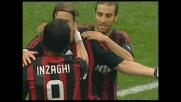 Inzaghi sigla il suo goal numero 150 a San Siro contro il Palermo