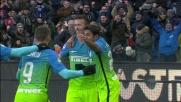 Inzuccata vincente di Ivan Perisic, l'Inter passa a Udine
