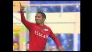 Jeda ristabilisce l'equilibrio tra Lazio e Cagliari con un gran goal di testa