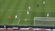 Isla raddoppia in contropiede per l'Udinese al San Nicola