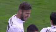 Goal di Tachtsidis e momentaneo vantaggio del Verona a Palermo