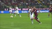 Trattenuta su Menez  e rigore per il Milan a Parma