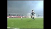La deviazione di Muzzi vale il vantaggio per l'Udinese contro l'Inter