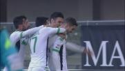 Floccari punisce il Verona al Bentegodi con un goal di testa