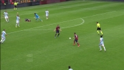 Il goal di Bertolacci da fuori area segna il poker del Genoa