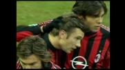 A San Siro col Messina Shevchenko apre le danze su calcio di rigore
