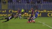 Izzo sbaglia porta: l'autogoal regala alla Sampdoria il derby di Genova