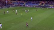Izzo trattiene Thereau in area: rigore per l'Udinese al 90esimo