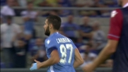 Un super Mirante dice no alla conclusione di Candreva