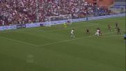 Figueiras salva il Genoa stoppando il rossonero Balotelli