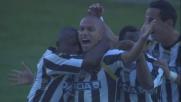 Inler super: tiro al volo e goal per il raddoppio dell'Udinese