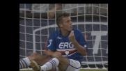 Domizzi affossa Corradi: la Lazio conquista il penalty