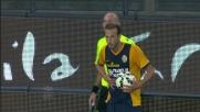 Goal di Tachtsidis che brucia la rete del Cagliari