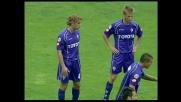 Meravigliosa punizione di Donadel, la Fiorentina fa tris contro l'Udinese