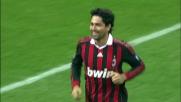 Il goal di testa di Borriello sblocca Milan-Sampdoria