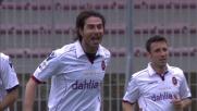 Inzuccata di Conti, goal del Cagliari in casa del Lecce