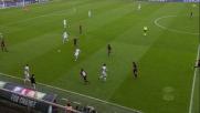 Rigoni duro su Pjanic, fallo per la Juventus
