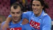 Pandev firma il goal del poker del Napoli contro il Genoa