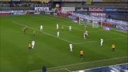 Jankovic cerca il goal in rovesciata ma Tatarusanu para in tuffo