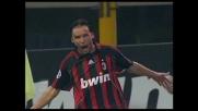 Jankulovski segna di testa su assist di Pirlo e decide la partita contro l'Ascoli
