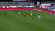 Jansson commette fallo in area: rigore per il Verona