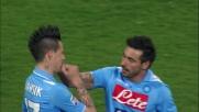 Hamsik apre la sagra del goal fra Napoli e Cagliari