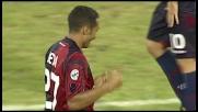 Jeda su rigore segna il goal che accorcia le distanze tra Cagliari e Siena