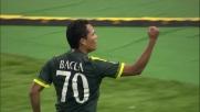 Bacca salta Marchetti e regala il 3-0 al Milan all'Olimpico