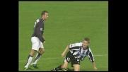 Pessotto, recupero lampo contro l'Udinese