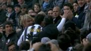 Vucinic porta in vantaggio la Juventus, 1-0 al Cagliari