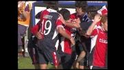 Jeda fa tutto da solo: gran goal del Cagliari col Parma