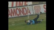 Jorgensen sbaglia il 'secondo' rigore contro Pagliuca