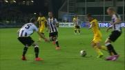 Josè Mauri apre il festival del goal a Udine