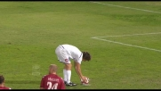Jovetic decide con un goal su rigore il derby col Livorno