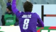 Jovetic implacabile dagli 11 metri firma il secondo goal personale all'Udinese