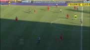 Juan Jesus ferma fallosamente l'azione di Muriel e lascia l'Inter in dieci contro l'Udinese