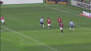 Juan recupera la palla nell'area della Roma e ferma la Lazio