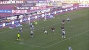 Di Vaio: un goal da vero bomber d'area contro la Lazio