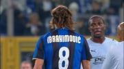 Assist da arti marziali per Ibrahimovic!