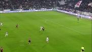 Tevez in goal e vantaggio della Juventus contro il Milan