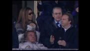 Fiorentina pericolosa con Jorgensen e Pazzini che non riescono a superare De Sanctis