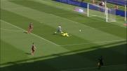 Occasione goal per Klose che non approfitta dell'uscita errata di Sepe