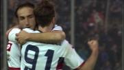 Il Genoa batte l' Atalanta grazie al goal di Bertolacci