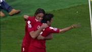 Matri, contropiede e goal contro il Brescia