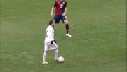 Miccoli gioca di fino col pallone in Genoa-Palermo