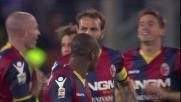 Goal di rapina per Portanova contro la Lazio all'Olimpico
